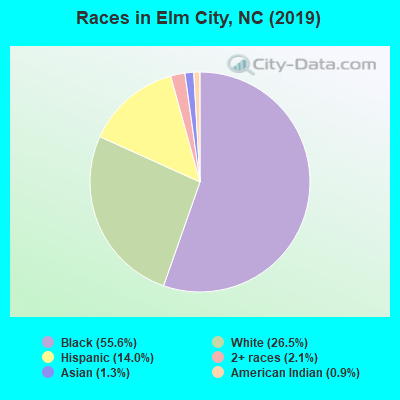 Races in Elm City, NC (2017)