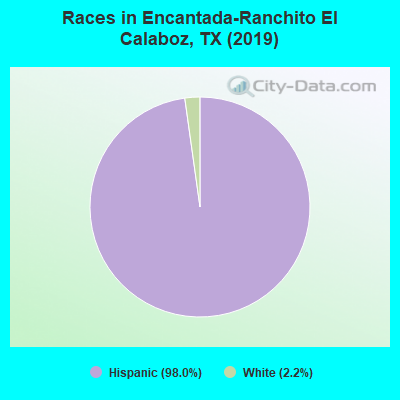 Races in Encantada-Ranchito El Calaboz, TX (2010)