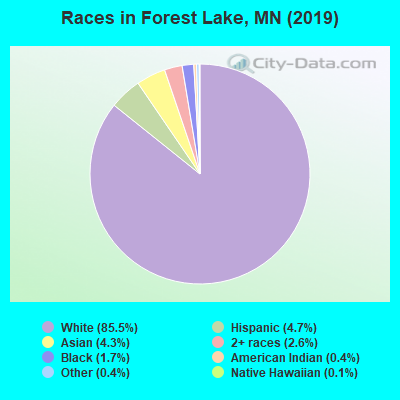 Races in Forest Lake, MN (2019)