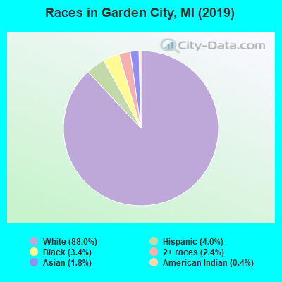 Races in Garden City, MI (2019)