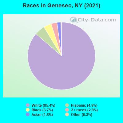 Geneseo, New York (NY 14454) profile: population, maps, real