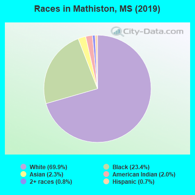 Races in Mathiston, MS (2010)
