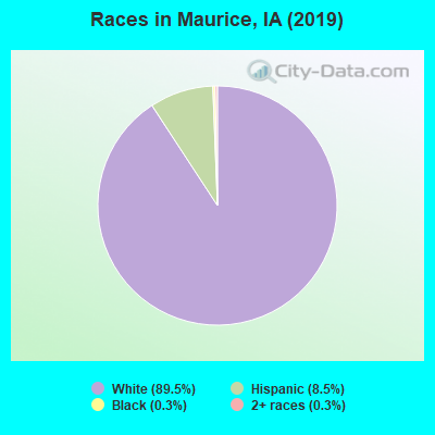 Races in Maurice, IA (2010)