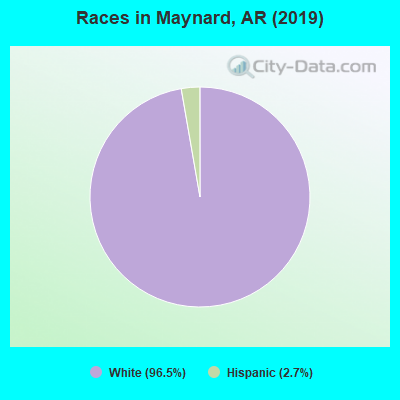 Races in Maynard, AR (2010)