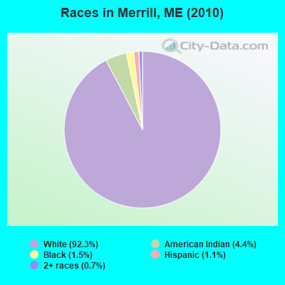 Races in Merrill, ME (2010)