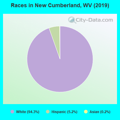 Races in New Cumberland, WV (2010)