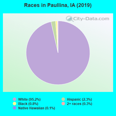 Races in Paullina, IA (2010)