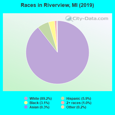 Races in Riverview, MI (2017)