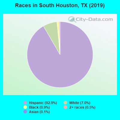 Races in South Houston, TX (2017)