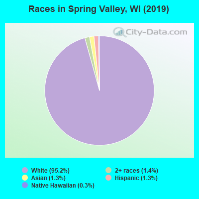 Races in Spring Valley, WI (2010)