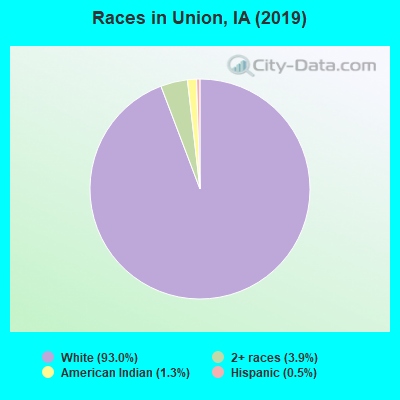 Races in Union, IA (2010)