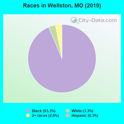 Races in Wellston, MO (2010)