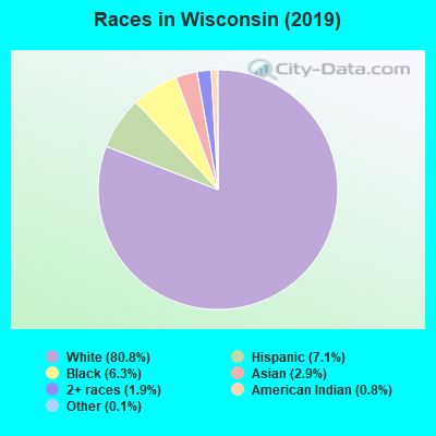Races in Wisconsin (2017)