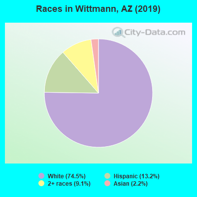Races in Wittmann, AZ (2010)
