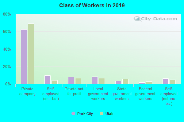 Class of Workers in 2016