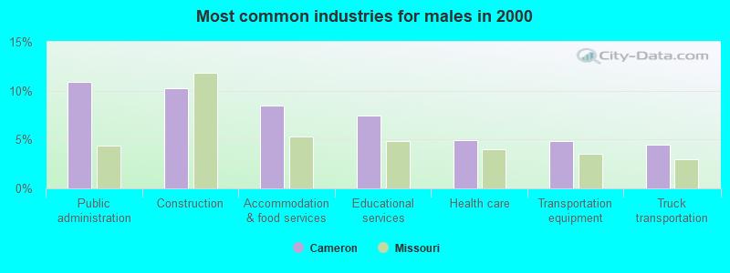 Cameron, Missouri (MO 64429) profile: population, maps, real