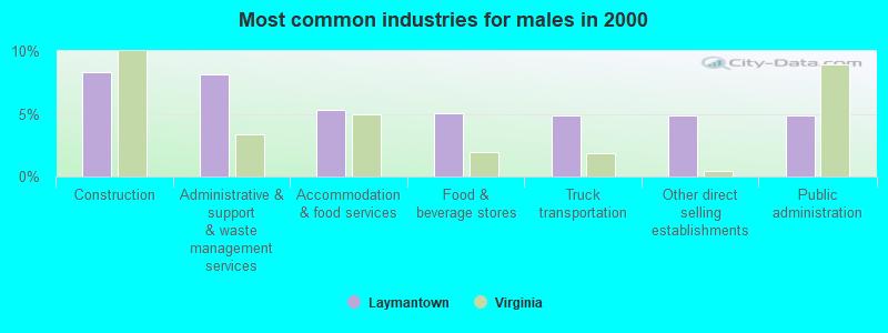 Laymantown, Virginia (VA 24175) profile: population, maps