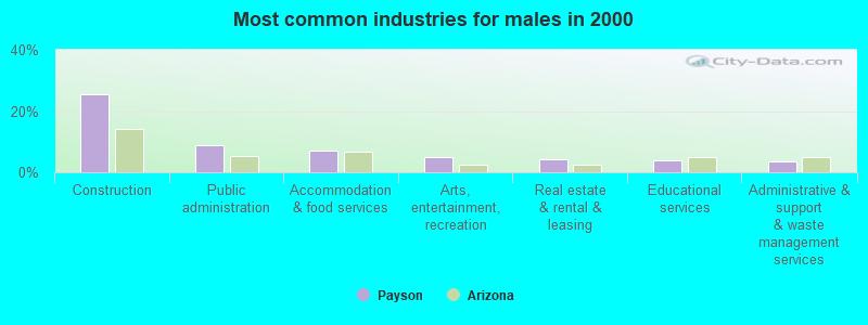 Payson, Arizona (AZ 85541) profile: population, maps, real