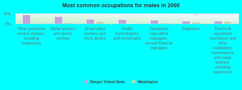 Bangor Trident Base, Washington (WA 98315) profile