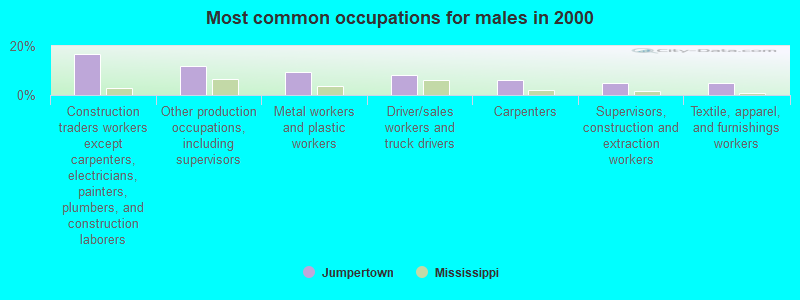 Jumpertown, Mississippi (MS 38865) profile: population, maps