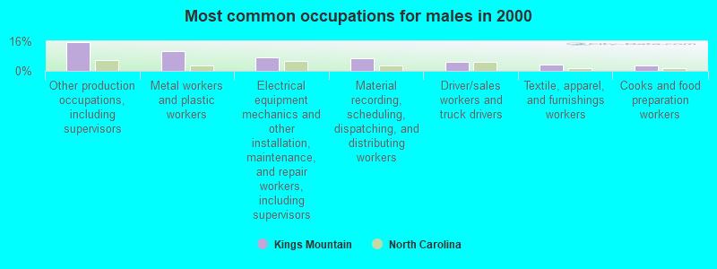 Kings Mountain, North Carolina (NC 28150) profile