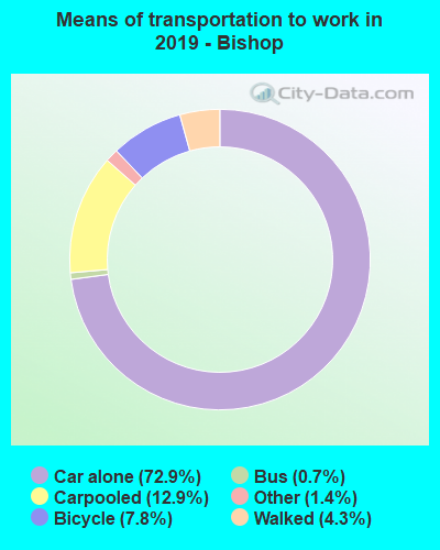 Bishop, California (CA 93514) profile: population, maps