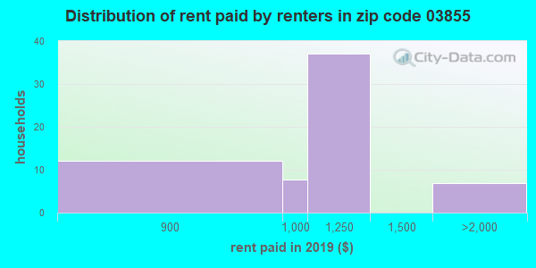 03855 rent paid by renters