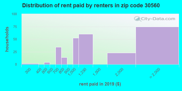 30560 rent paid by renters