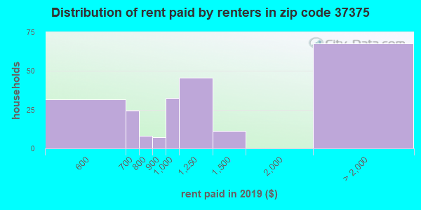 37375 rent paid by renters