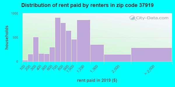 37919 rent paid by renters