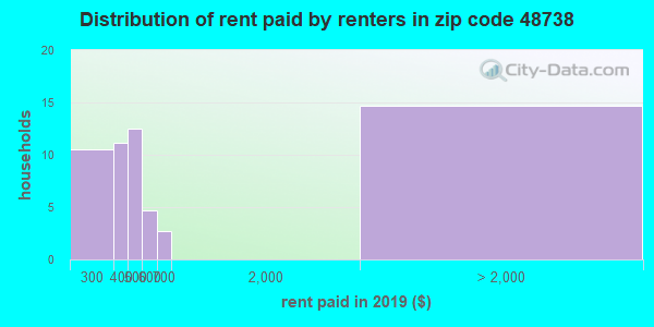 48738 rent paid by renters