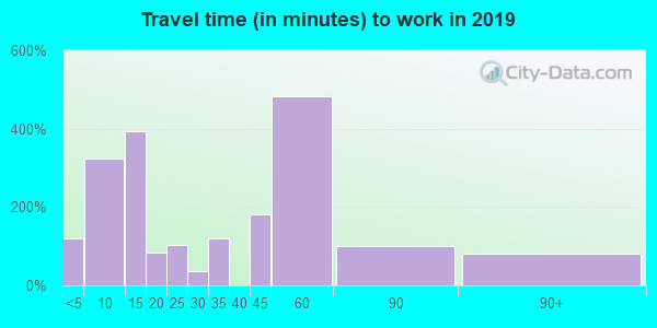 31816 zip code travel time to work (commute)