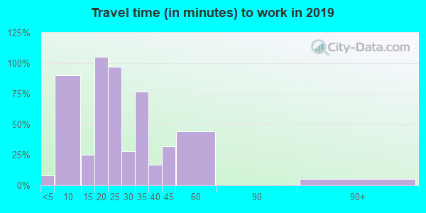 45339 zip code travel time to work (commute)
