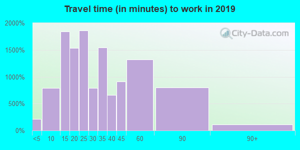 48390 zip code travel time to work (commute)