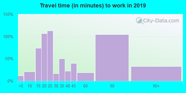 48729 zip code travel time to work (commute)