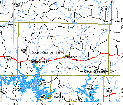 Ozark County, Missouri detailed profile - houses, real estateozark county