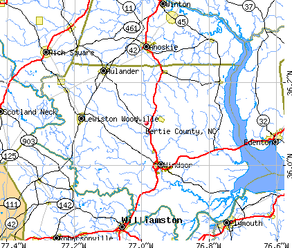 Bertie County, North Carolina detailed profile - houses, realbertie county