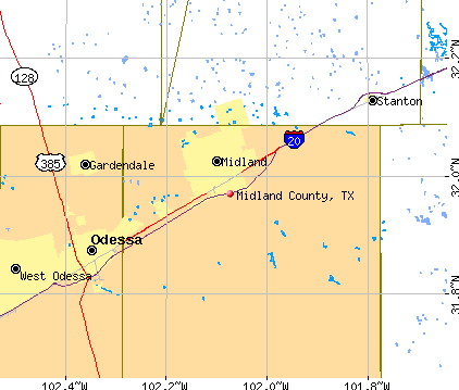 Midland County Texas (TX) Jobs / Midland Employment ...