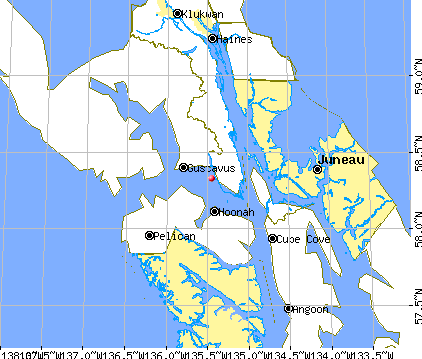 Skagway Hoonah Angoon Census Area, Alaska detailed profile