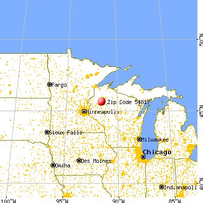 54817 zip code birchwood wisconsin profile homes for Zip code demographic lookup