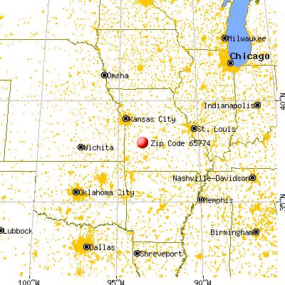 65774 Zip Code Weaubleau Missouri Profile Homes
