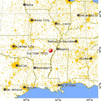 72021 Zip Code Brinkley Arkansas Profile  Homes