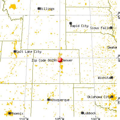 80290 Zip Code (Denver, Colorado) Profile - homes ...
