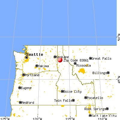 83861 Zip Code St Maries Idaho Profile Homes