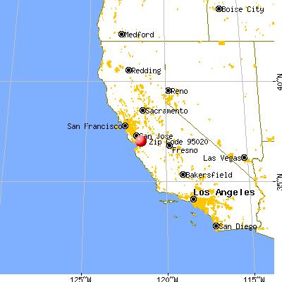 95020 Zip Code (Gilroy, California) Profile   homes, apartments