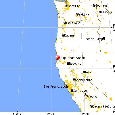Orick California Map.95555 Zip Code Orick California Profile Homes Apartments