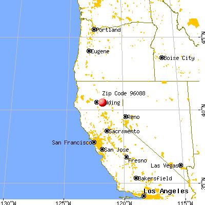 96088 Zip Code Shingletown California Profile Homes