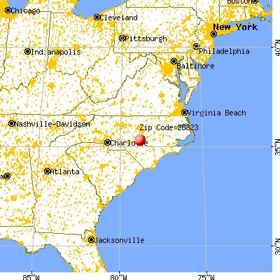 28323 Zip Code Bunnlevel North Carolina Profile Homes Apartments Schools Population