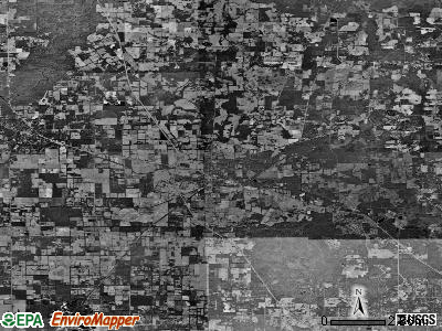 Zip code 32615 satellite photo by USGS
