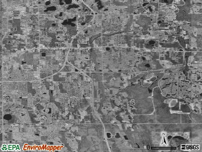 Zip code 32824 satellite photo by USGS